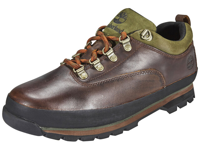 Timberland Euro Hiker - Chaussures Homme - Low marron